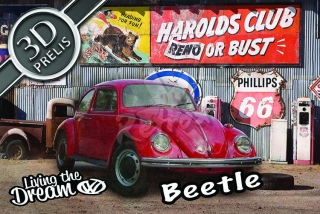 beetle red