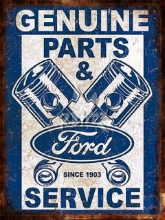 Ford Genuine 30x40 cm